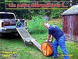 diaporama pps Les petits débrouillards 8