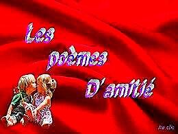 diaporama pps Les poèmes d'amitié