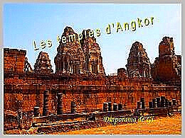 diaporama pps Les temples d'Angkor