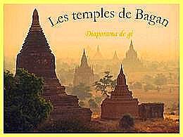 diaporama pps Les temples de Bagan