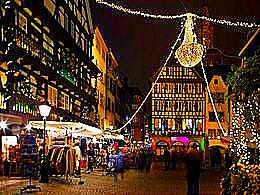 diaporama pps Marché de Noël de Strasbourg