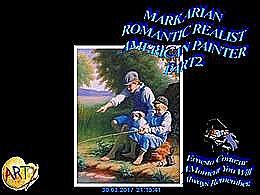 diaporama pps Mark Arian romantic realist painter