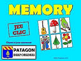 diaporama pps Memory