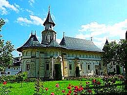 diaporama pps Monastère de Putna Moldavie