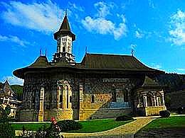 diaporama pps Monastère de Sucevita Bucovine