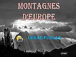 diaporama pps Montagnes d'Europe – Lukas Furlan