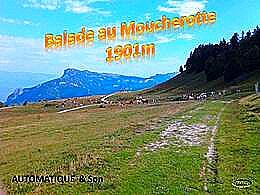 diaporama pps Balade au Moucherotte