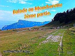 diaporama pps Balade au Moucherotte 3