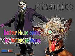 diaporama pps Dr House contre les hommes politiques