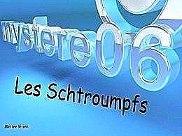 diaporama pps Les Schtroumpfs