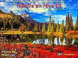 diaporama pps Nature en Rêve 10