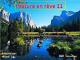 diaporama pps Nature en rêve 11