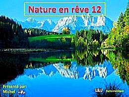 diaporama pps Nature en rêve 12