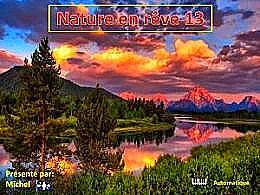 diaporama pps Nature en rêve 13