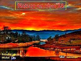 diaporama pps Nature en rêve 14
