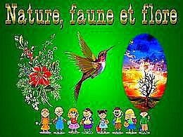 diaporama pps Nature faune et flore