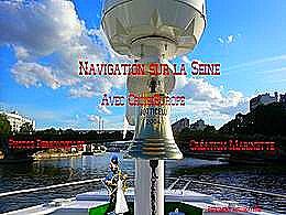 diaporama pps Navigation sur la Seine