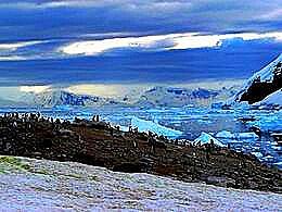 diaporama pps Neko Harbour Antarctica
