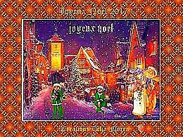 diaporama pps Noël 2017