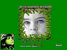 diaporama pps Noël de notre enfance
