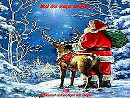 diaporama pps Noël des temps anciens