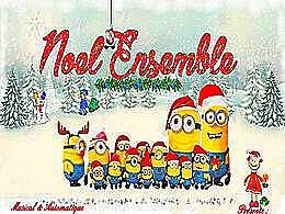 diaporama pps Noël ensemble en 2017