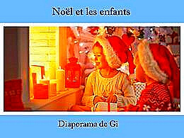diaporama pps Noël et les enfants