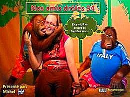 diaporama pps Nos amis drôles 34