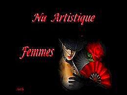 diaporama pps Nu artistique femmes