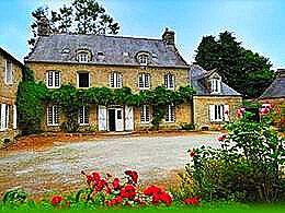 diaporama pps Belles demeures en Bretagne