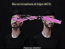 diaporama pps Œuvres savoureuses d'Edgard Artis