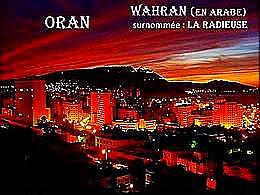 diaporama pps Oran – Algérie