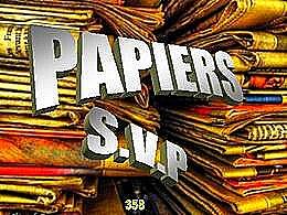 diaporama pps Papiers SVP