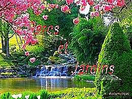diaporama pps Parcs et jardins