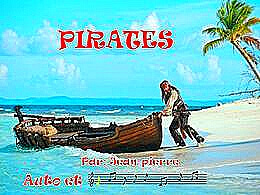 diaporama pps Pirates