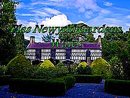 diaporama pps Plas Newydd Gardens Wales