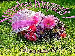 diaporama pps Bouquets de fleurs