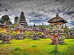 diaporama pps Pura Besakih in Indonesia