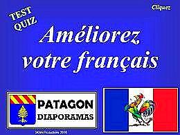 diaporama pps Quiz améliorez votre français