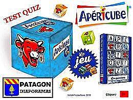 diaporama pps Quiz Apéricube