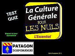 diaporama pps Quiz culture générale pour les nuls