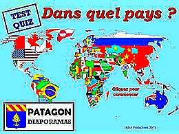 diaporama pps Quiz dans quel pays