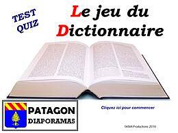 diaporama pps Quiz dictionnaire