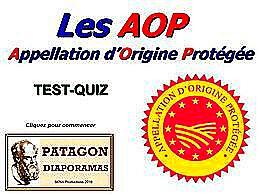 diaporama pps Quiz les AOP françaises