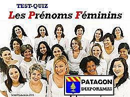 diaporama pps Quiz prénoms féminins