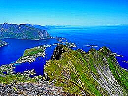 diaporama pps Reine – Norvège