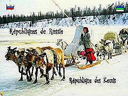 diaporama pps Républiques de Russie – République des Komis