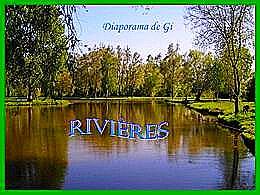 diaporama pps Rivières