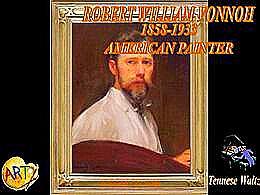diaporama pps Robert William Vonnoh 1858-1933