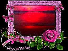 diaporama pps Roses sont mes émois